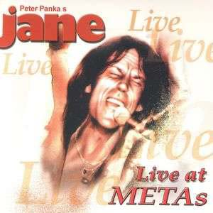 Cover von Live At Metas