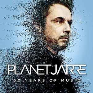 Cover von Planet Jarre: 50 Years Of Music (DeLuxe Edition)