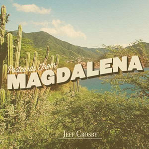 Cover von Postcards From Magdalena
