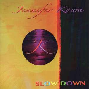 Cover von Slow Down