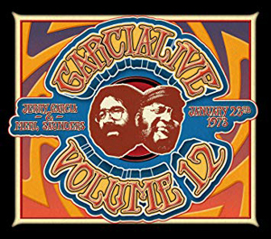 Cover von Garcia Live Vol. 12: January 23rd, 1973, The Boarding House