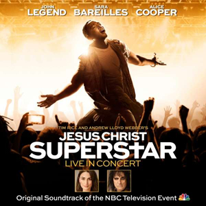 Cover von Jesus Christ Superstar: Live In Concert