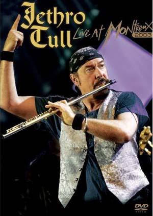 Cover von Live At Montreux 2003