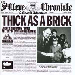Foto von Thick As A Brick (Steven Wilson Remix)