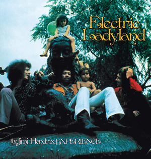 Foto von Electric Ladyland (50th Anniversary DeLuxe Edition)