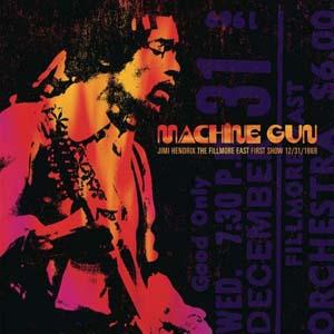 Foto von Machine Gun: The Fillmore East First Show 12/31/1969