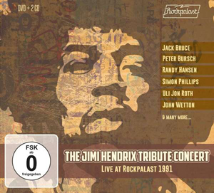 Foto von The Jimi Hendrix Tribute Concert: Live At Rockpalast 1991