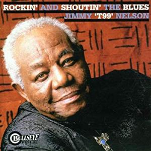 Cover von Rockin' & Shoutin' The Blues