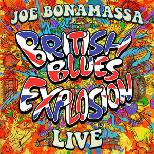 Cover von British Blues Explosion: Live