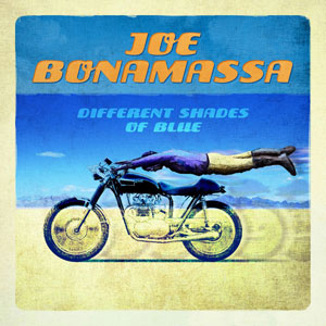 Cover von Different Shades Of Blue (180g)