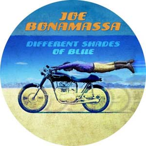 Foto von Different Shades Of Blue (ltd. Picture Disc)