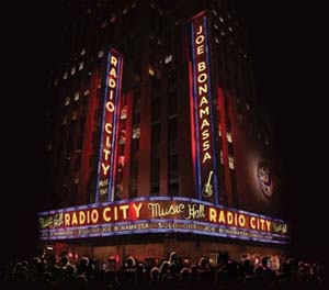 Cover von Live At Radio City Music Hall