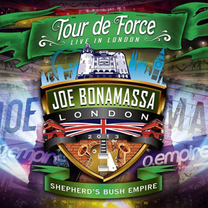 Cover von Tour De Force: Shepherd's Bush Empire