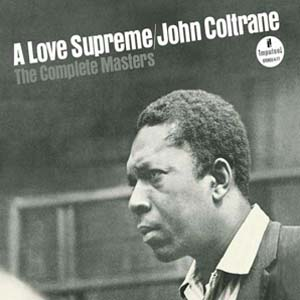 Cover von A Love Supreme: The Complete Masters (Super DeLuxe)