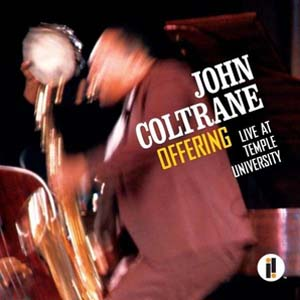 Cover von Offering: Live At Temple University