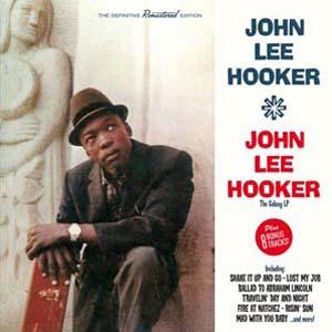 Foto von John Lee Hooker (rem.& exp.)