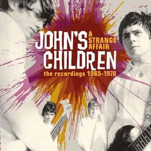Foto von A Strange Affair: The Sixties Recordings