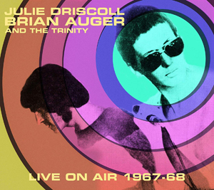 Cover von Live On Air 1967-1968
