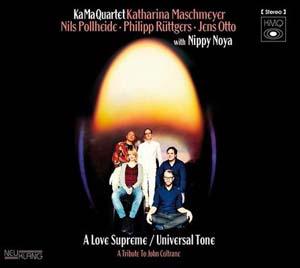 Foto von A Love Supreme/Universal Tone (A Tribute To John Coltrane)