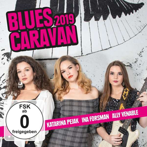 Cover von Blues Caravan 2019