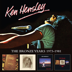 Cover von The Bronze Years 1973-1981