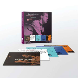 Foto von 5 Original Albums