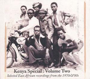 Cover von Kenya Special Volume Two: Selected East African Recordings From The 70's & 80's