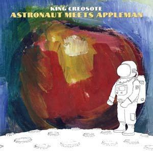 """Foto von Astronaut Meets Appleman (ltd. Edition/+10"""")"""