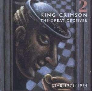 Cover von The Great Deceiver Vol. II