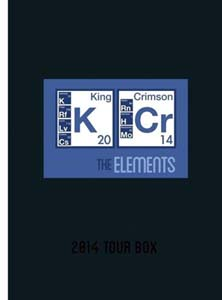 Foto von The Elements Tour Box 2014