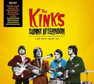 Foto von Sunny Afternoon: The Very Best Of