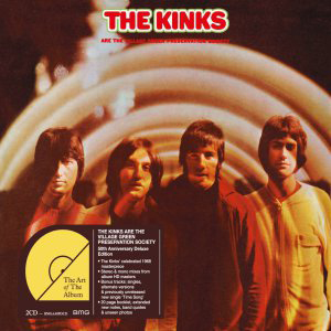 Foto von The Kinks Are The Village Green Preservation Society (50th Anniversary Edition)