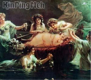 Cover von Kin Ping Meh