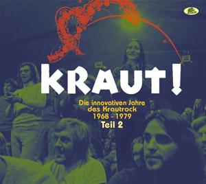 Foto von Kraut! Teil 2: Die Innovativen Jahre des Krautrock 1968-1979