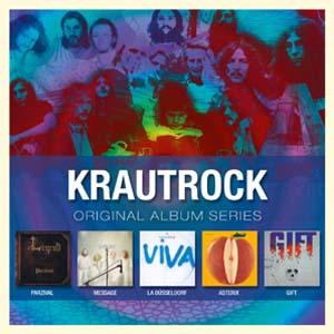 Foto von Krautrock 1 - Original Album Series