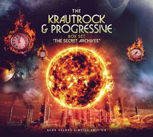Foto von Krautrock & Progressive Box Set: The Secret Archives