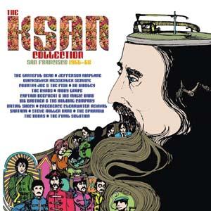 Cover von The KSAN Collection: San Francisco 1966-68