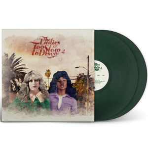 Cover von The Ladies Of Too Slow To Disco 2 (ltd. col. vinyl)