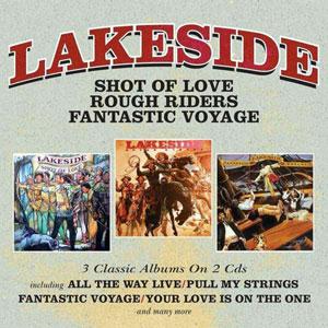 Foto von Shot Of Love/Rough Riders/Fantastic Voyage