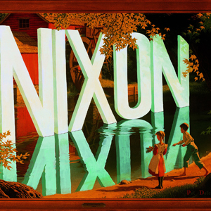 Cover von Nixon (ltd. DeLuxe Edition)