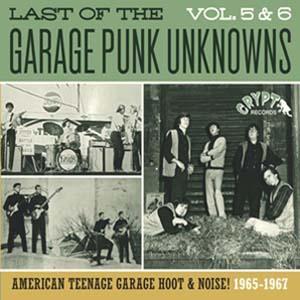 Foto von Last Of The Garage Punk Unknowns Vol. 5 & 6