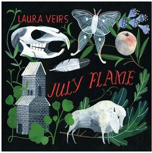 Cover von July Flame (180g)