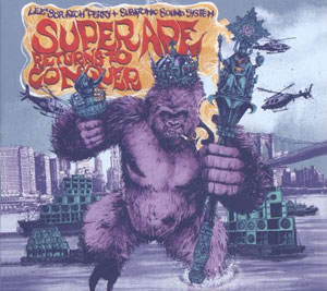 Foto von Super Ape Returns To Conquer (ltd.)