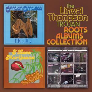 Foto von Linval Thompson: The Trojan Roots Album Collection
