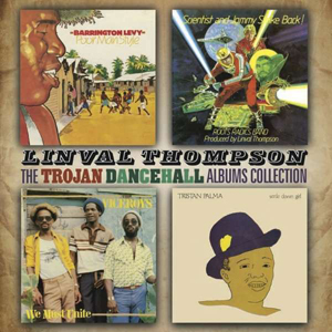 Foto von Linval Thompson: The Trojan Dancehall Albums Collection