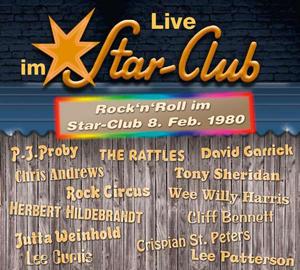 Foto von Live Im Star-Club 1980