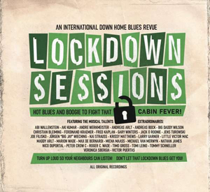 Foto von Lockdown Sessions: An International Down Home Blues Revue