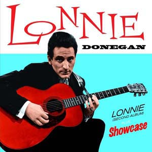 Cover von Lonnie + Showcase (rem.& exp.)
