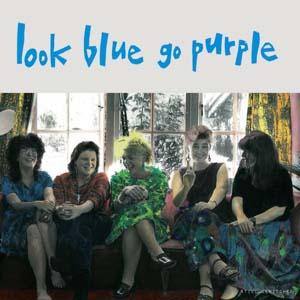 Foto von Look Blue Go Purple