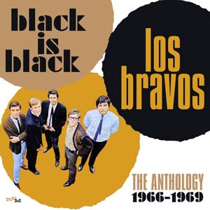 Foto von Black Is Black: The Anthology 1966-1969